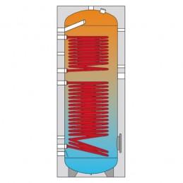 Scheda bollitore integrato per solare e misto per caldaia