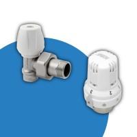 Valvole per radiatori | Impianti di riscaldamento a radiatori