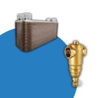 Componenti per centrali termiche
