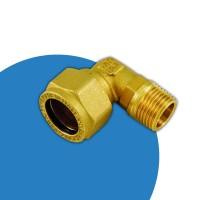 Raccordi per tubi corrugati inox EASYSOLAR | Impianto solare termico
