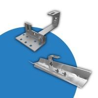 Sistemi di montaggio e fissaggio per pannelli fotovoltaici e termici
